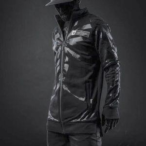 Men's Damascus hi fashion tech jacket